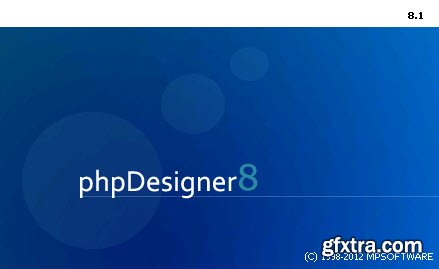 MPSOFTWARE phpDesigner 8.1.2.9 Multilingual