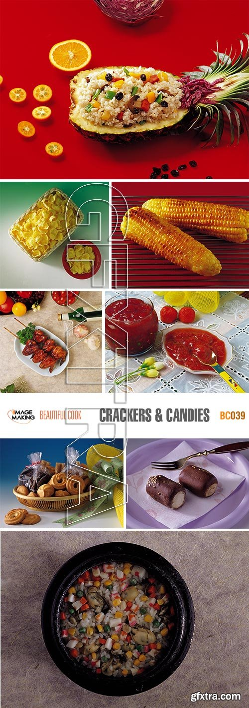 Image Making BC039 Crackers and Candies