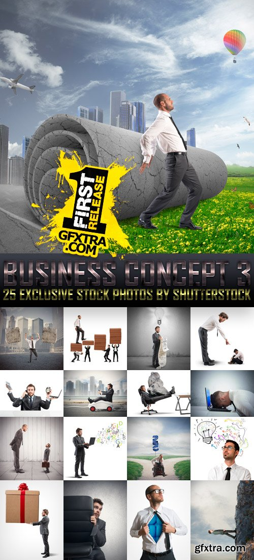 Amazing SS - Business Concept 3, 25xJPGs