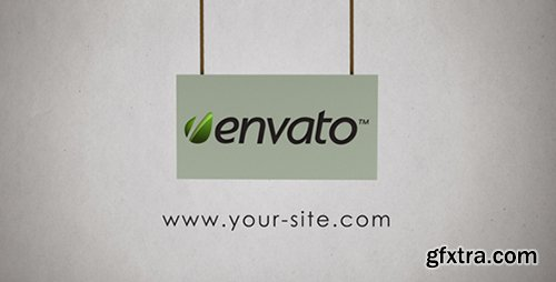 Videohive The Snail Logo Opener 5664814