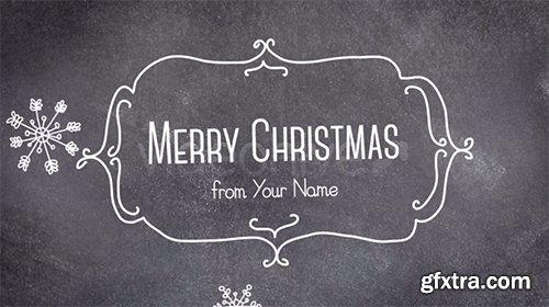 Videohive Winter Holidays Slideshow