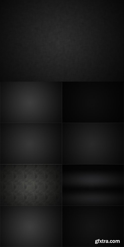 10 Dark Backgrounds PSD