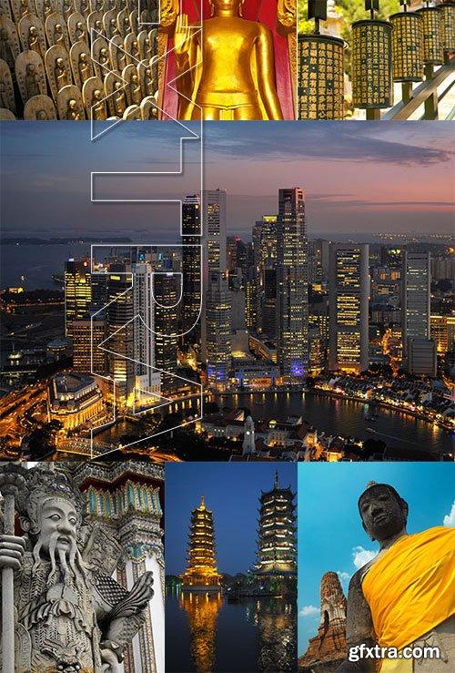 Brand X Pictures X280 Asian Destinations