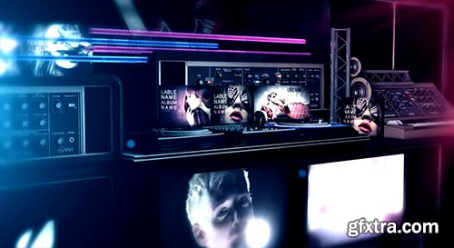 Videohive Music Night 3931353 (with 10 Production Music)