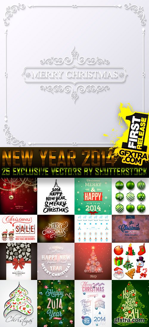 Amazing SS - New Year 2014 (vol.6), 25xEPS