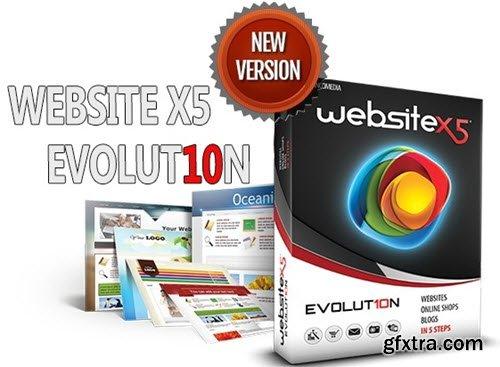 WebSite X5 Evolution 10.1.2.42 Multilingual