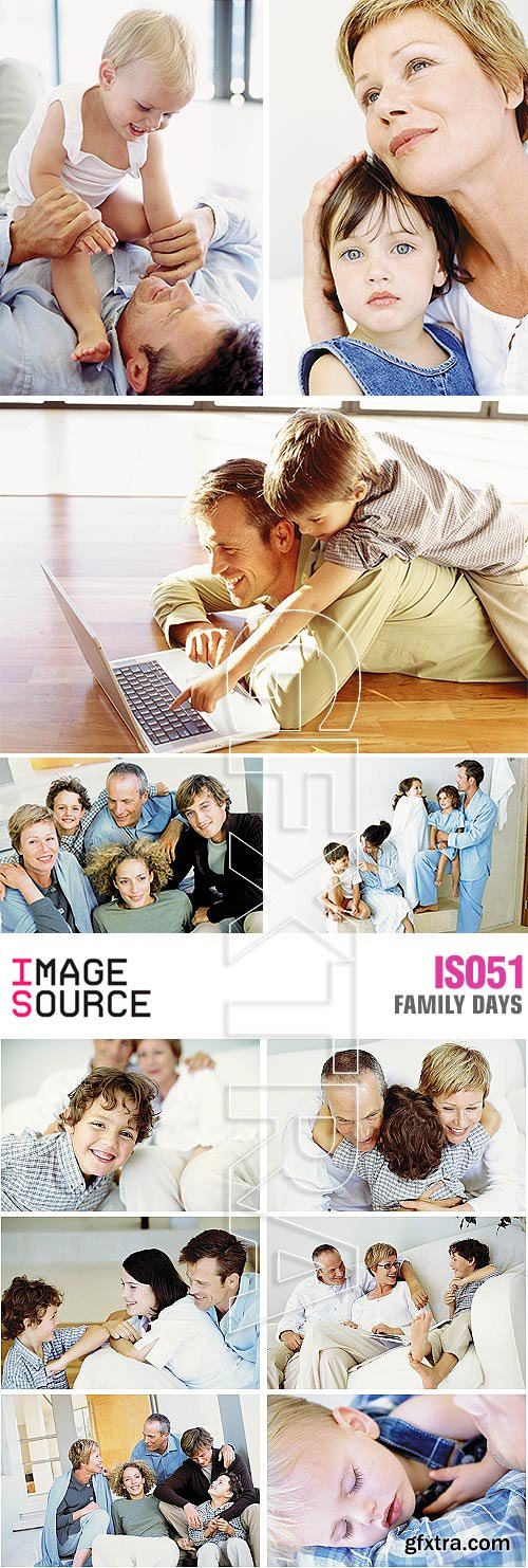 Image Source IS051 Family Days