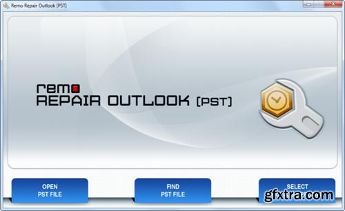 Remo Repair Outlook (PST) 3.0.0.7