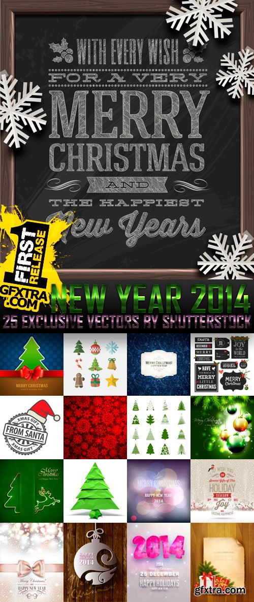 Amazing SS - New Year 2014 (vol.7), 25xEPS