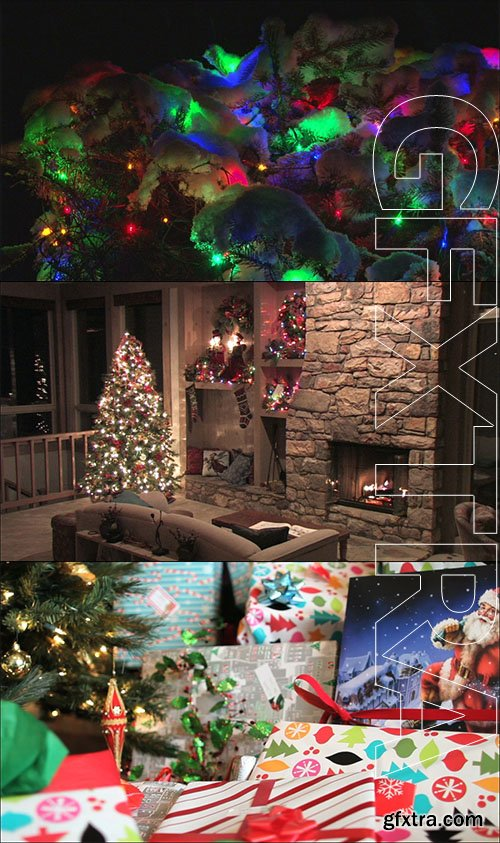GFXTRA Merry Christmas After Effects Pack 3