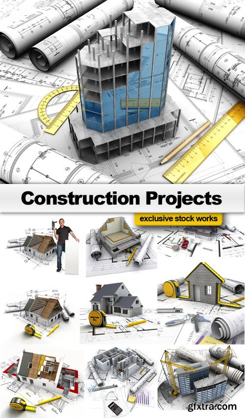 Construction Projects - 25xUHQ JPEG