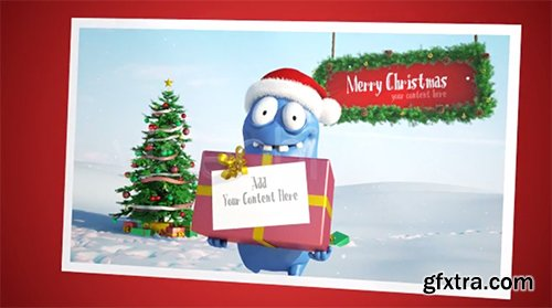 Videohive Christmas Bobby 2 6190167 (Audio – All Sound Effects Are Included)