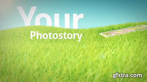 Videohive Photos On Grass 5993325