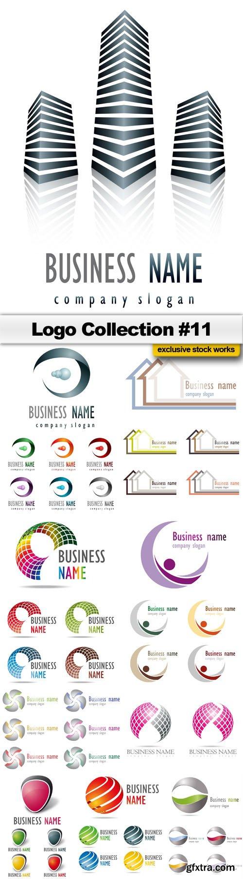 Logo Collection #11 - 10 AI