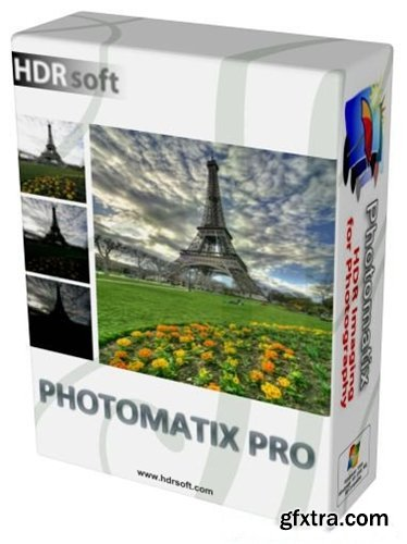 HDRsoft Photomatix Pro 5.0.1 Final (x86/x64) Portable