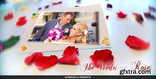 The Wedding Roses - Project for After Effects (Videohive)