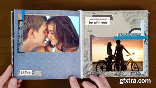 Videohive - Moments Of Love 6489872