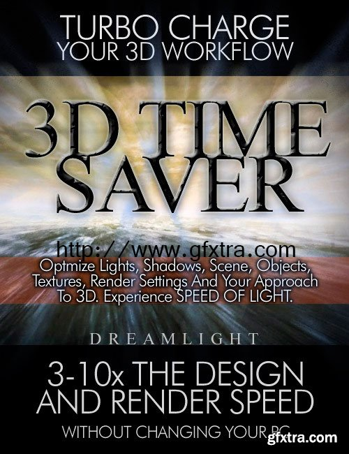 DAZ3D - 3D Time Saver - Get More Done In Less Time