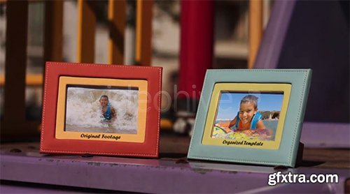 Videohive Children Photo Frames 5613690