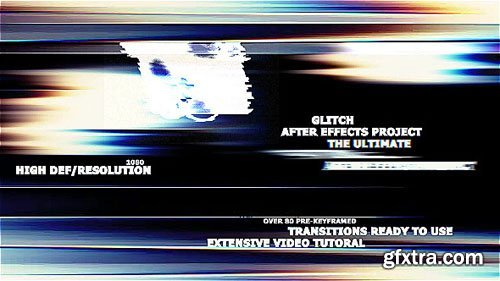 The Ultimate Glitch + 70 Presets Pack (Videohive) With SFX