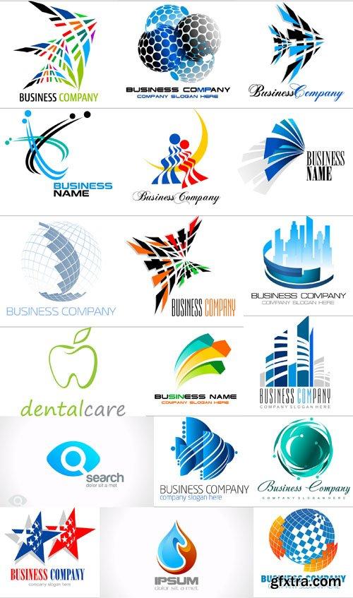 Logo Collection #28 - 25 EPS