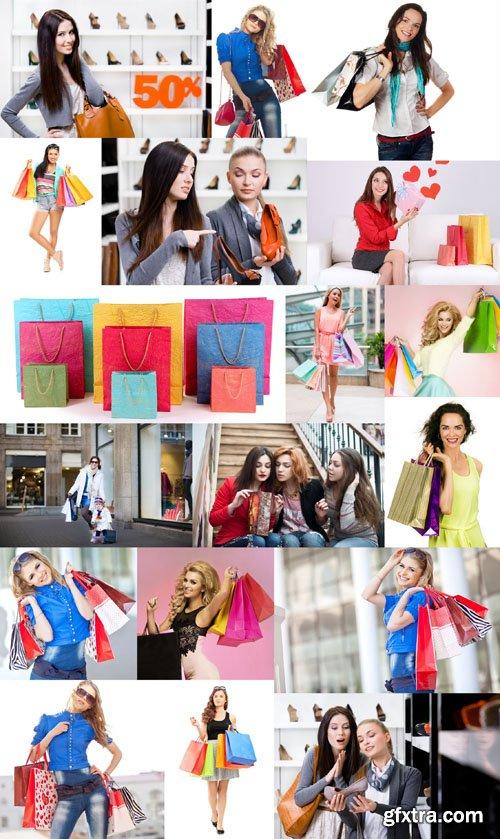 Shopping Collection, 25xUHQ JPEG