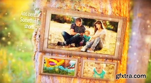 Videohive Happy Tree Family Gallery 5281593