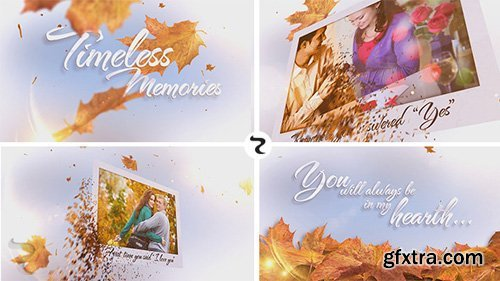 Timeless Memories - Project for After Effects (Videohive)