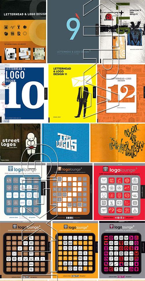 Logo Design 80 e-Books!