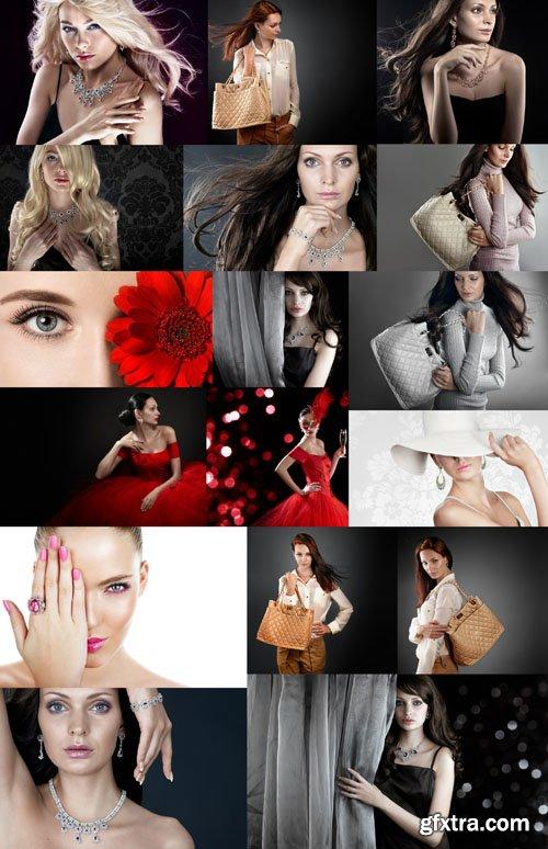 Women collection vol.15, 25xUHQ JPEG