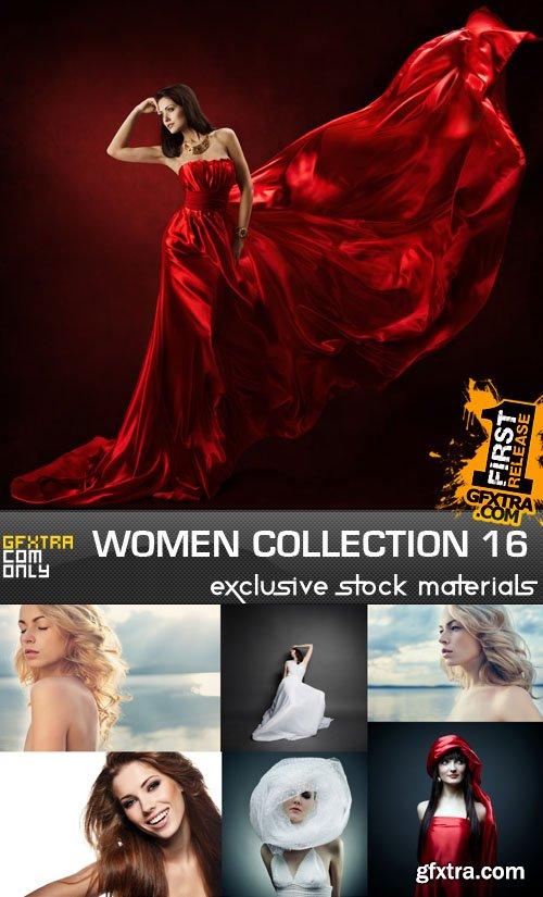 Women collection vol.16, 25xUHQ JPEG