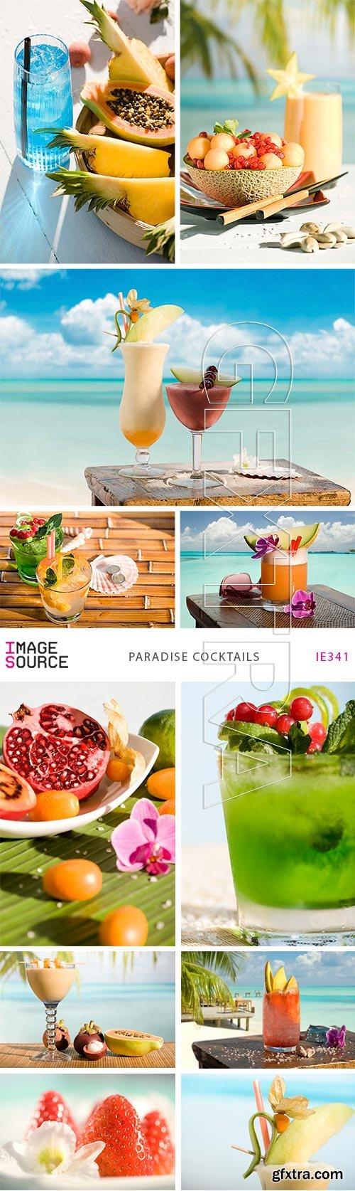 Image Source IE341 Paradise Cocktails