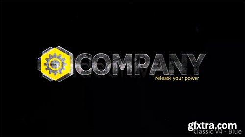 VideoHive Magical Particles Vortex Logo Reveal 5086083 (2 Version)