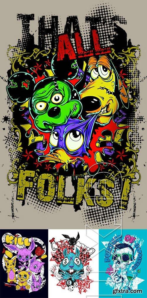 T-Shirt Factory - Fashion Pack 10/15