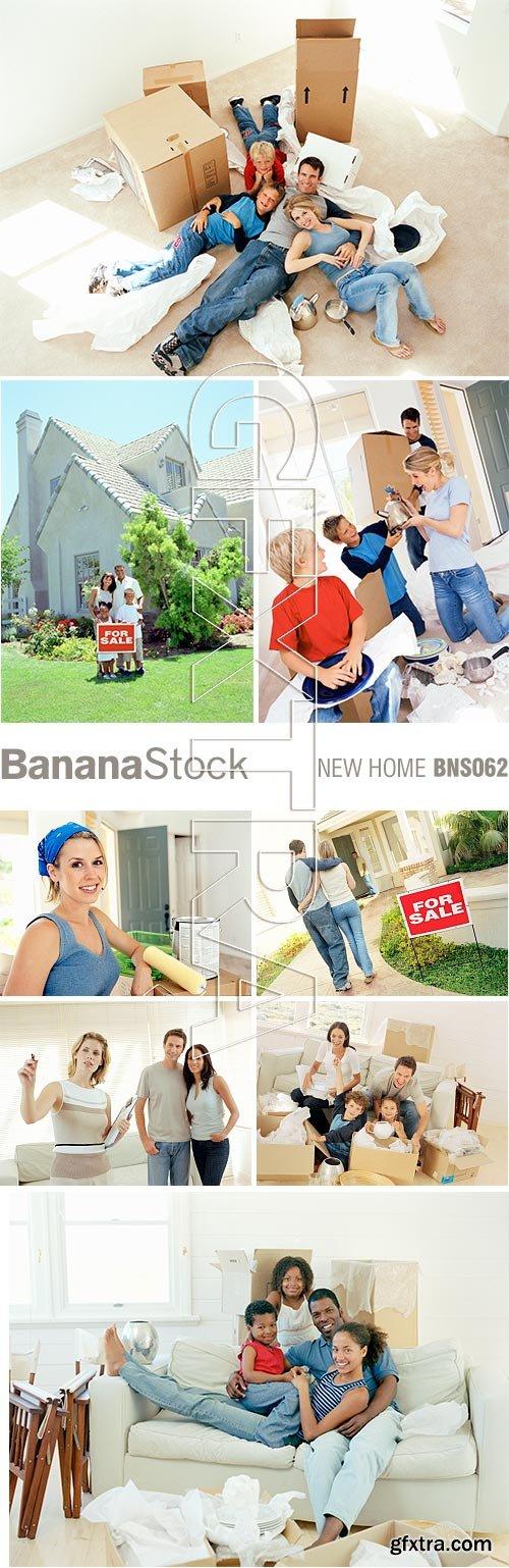 BananaStock BNS062 New Home