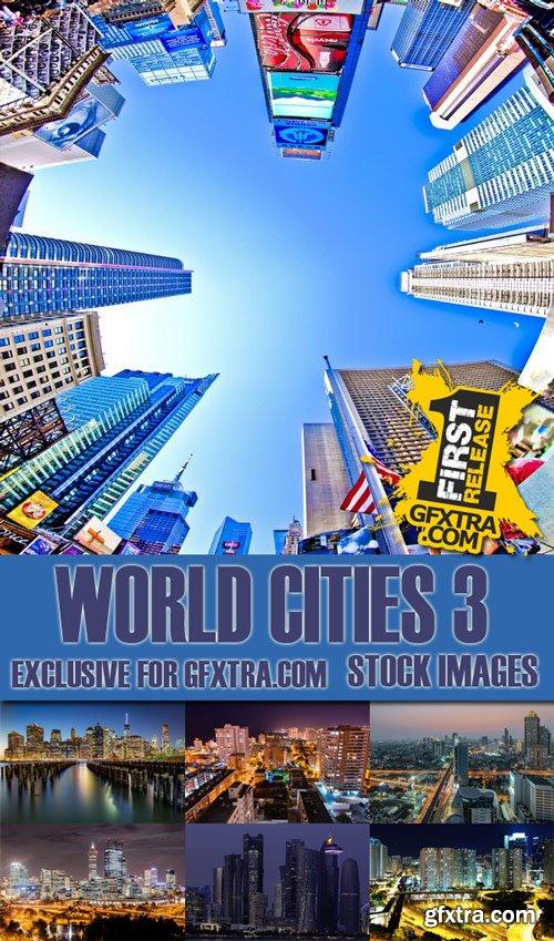 Shutterstock - World Cities 3, 25xJpg
