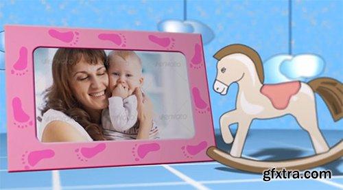 Videohive Baby Photo Album 6610951