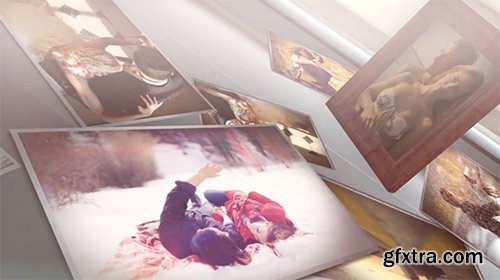 Videohive Love Photo Frames 6537725