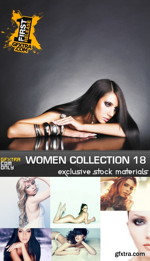 Women collection vol.18, 25xUHQ JPEG
