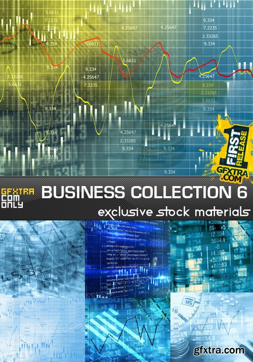 Business Collection 6, 25xUHQ JPEG