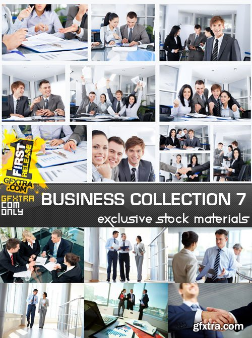 Business Collection 7, 25xUHQ JPEG