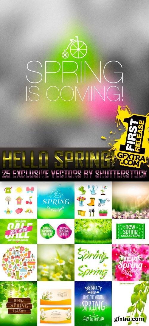 Amazing SS - Hello Spring! (vol.5), 25xEPS