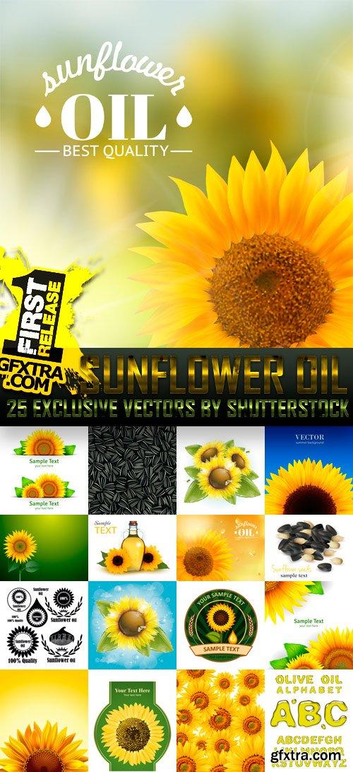 Amazing SS - Sunflower Oil, 25xEPS
