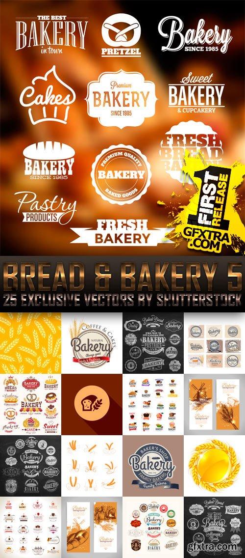 Amazing SS - Bread & Bakery 5, 25xEPS