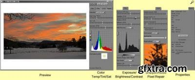 Digital Light and Color Picture Window Pro 7.0.12 (x86/x64)