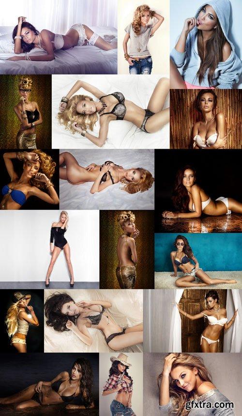 Women collection vol.20, 25xUHQ JPEG