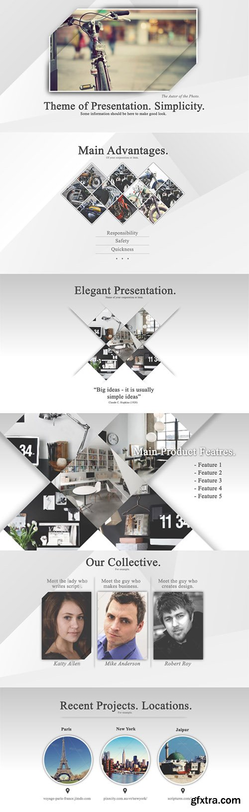 Videohive Elegant Presentation 6575583