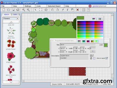 Artifact Interactive Garden Planner 3.1.0.15