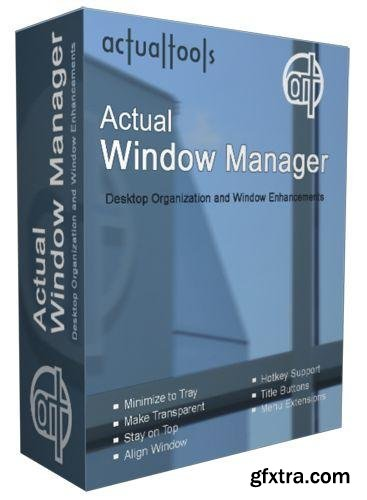 Actual Window Manager 8.1.3