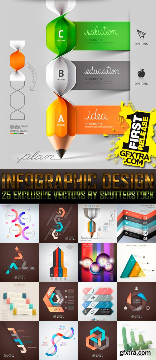 Amazing SS - Infographic Design (vol.3), 25xEPS